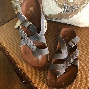 White Mtn Sandals